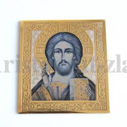 """Карманная икона """"Иисус 2"""""""