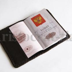 "Обложка паспорта ""Герб РФ 4"""