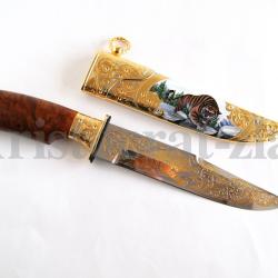 """Нож тигр """"Шерхан"""""""