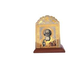 Икона настольная Сергия Радонежского